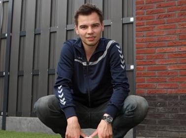 Nieuwe trainer voor Nieuw Borgvliet 1